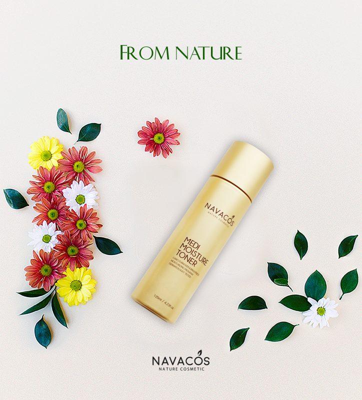 Nước hoa hồng Navacos Hàn Quốc